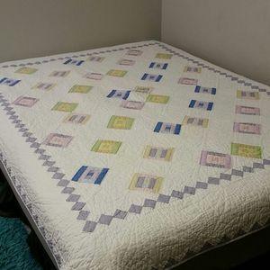 Quilt Comforter Queen Size